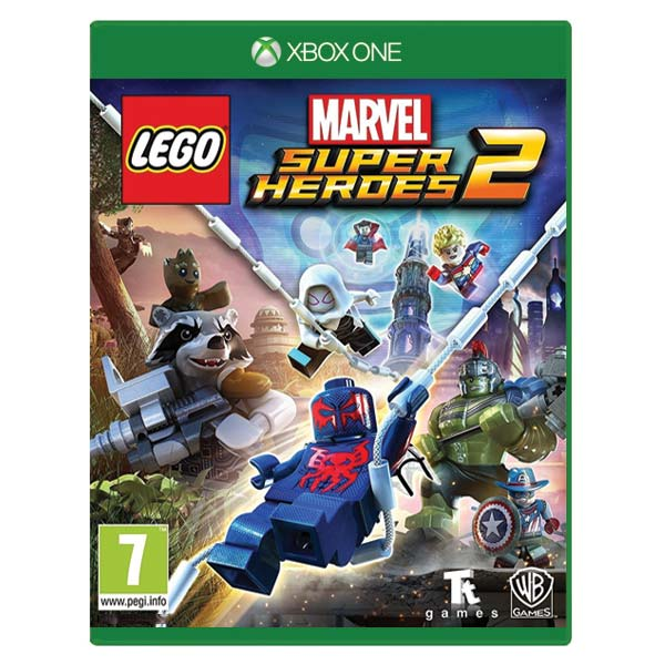 LEGO Marvel Super Heroes 2 [XBOX ONE] - BAZÁR (použitý tovar)