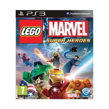 LEGO Marvel Super Heroes [PS3] - BAZÁR (použitý tovar)