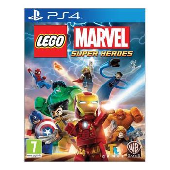 LEGO Marvel Super Heroes [PS4] - BAZÁR (použitý tovar)