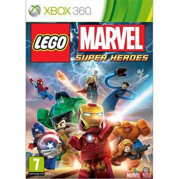 LEGO Marvel Super Heroes [XBOX 360] - BAZÁR (použitý tovar)