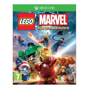 LEGO Marvel Super Heroes [XBOX ONE] - BAZÁR (použitý tovar)