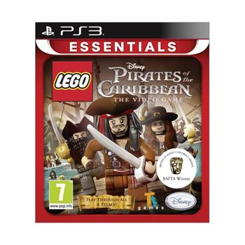 LEGO Pirates of the Caribbean: The Video Game [PS3] - BAZ�R (pou�it� tovar)