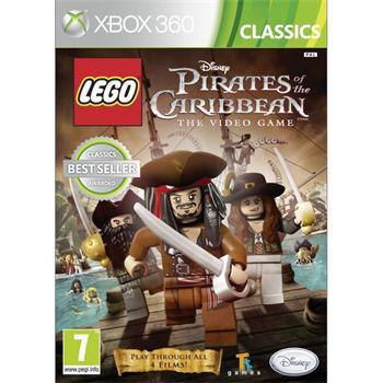 LEGO Pirates of the Caribbean: The Video Game [XBOX 360] - BAZÁR (použitý tovar)