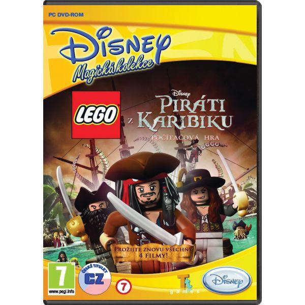 LEGO Piráti z Karibiku CZ PC