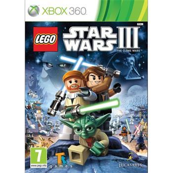 LEGO Star Wars 3: The Clone Wars [XBOX 360] - BAZÁR (použitý tovar)