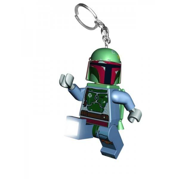 LEGO Star Wars Boba Fett, svietiaca figúrka