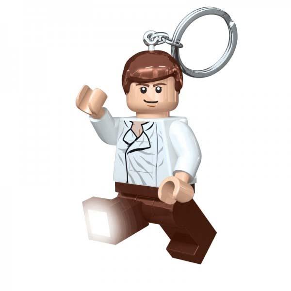 LEGO Star Wars Han Solo, svietiaca figúrka
