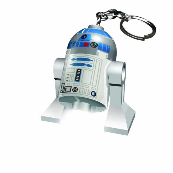 LEGO Star Wars R2D2, svietiaca figúrka