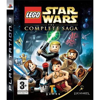 LEGO Star Wars: The Complete Saga [PS3] - BAZÁR (použitý tovar)