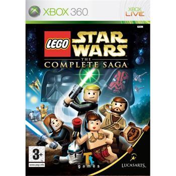 LEGO Star Wars: The Complete Saga [XBOX 360] - BAZÁR (použitý tovar)