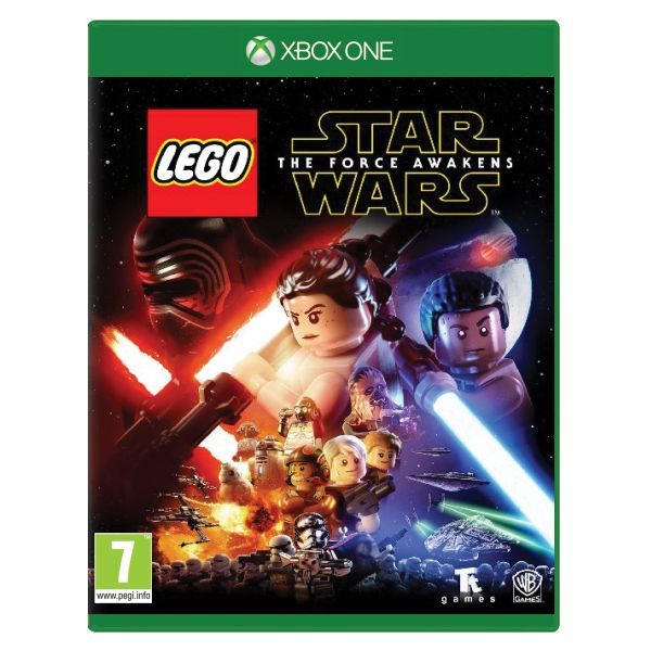 LEGO Star Wars: The Force Awakens [XBOX ONE] - BAZ�R (pou�it� tovar)
