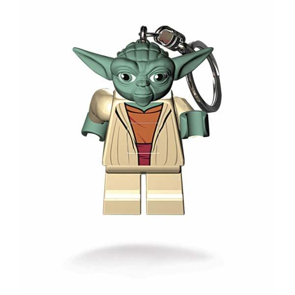 LEGO Star Wars Yoda, svietiaca figúrka