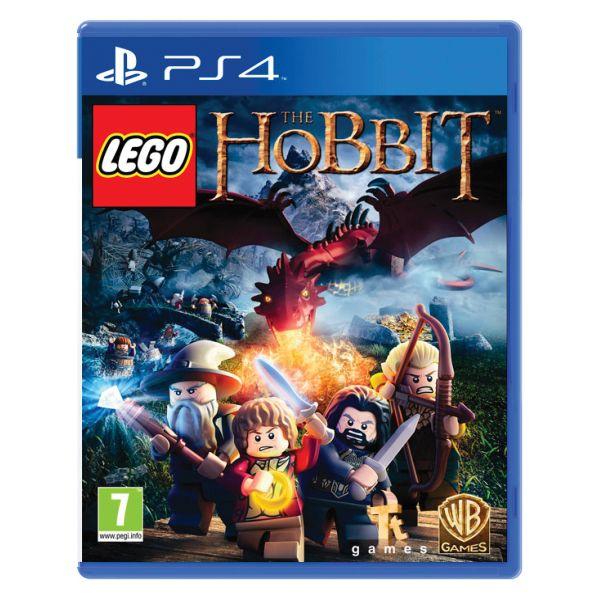 LEGO The Hobbit [PS4] - BAZÁR (použitý tovar)