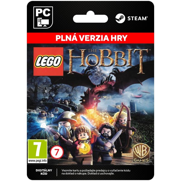 LEGO The Hobbit [Steam]