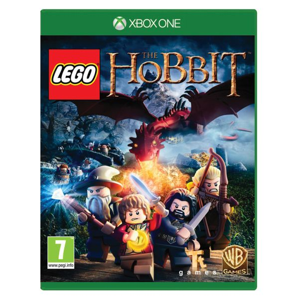 LEGO The Hobbit [XBOX ONE] - BAZÁR (použitý tovar)
