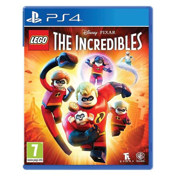 LEGO The Incredibles [PS4] - BAZÁR (použitý tovar)