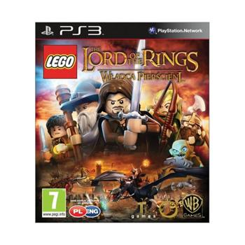 LEGO The Lord of the Rings [PS3] - BAZÁR (použitý tovar)