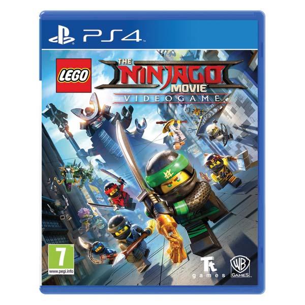 LEGO The Ninjago Movie: Videogame [PS4] - BAZÁR (použitý tovar)