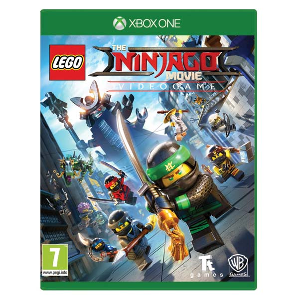 LEGO The Ninjago Movie: Videogame [XBOX ONE] - BAZÁR (použitý tovar)