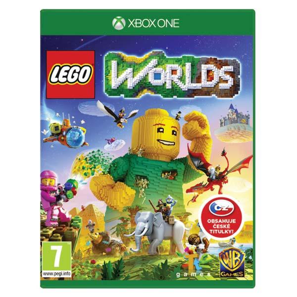 LEGO Worlds [XBOX ONE] - BAZÁR (použitý tovar)