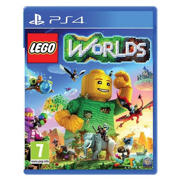 LEGO Worlds  [PS4] - BAZÁR (použitý tovar)