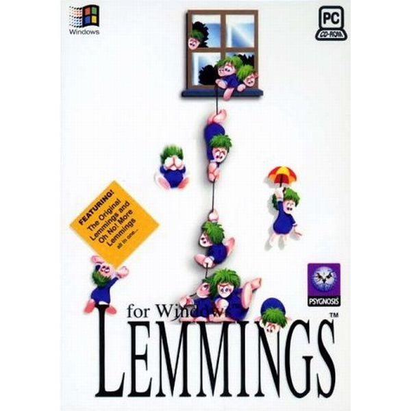 Lemmings for Windows