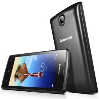 Lenovo A1000, Dual SIM | Black - nový tovar, neotvorené balenie