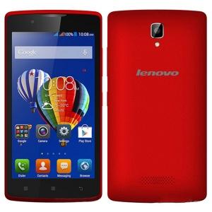 Lenovo A2010, Dual SIM | Red - nový tovar, neotvorené balenie