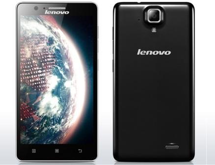 Lenovo A536, Dual SIM | Black, Trieda A - použité, záruka 12 mesiacov
