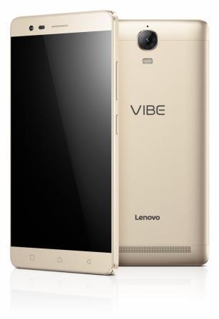 Lenovo Vibe K5 Note, Dual SIM | Gold - nový tovar, neotvorené balenie