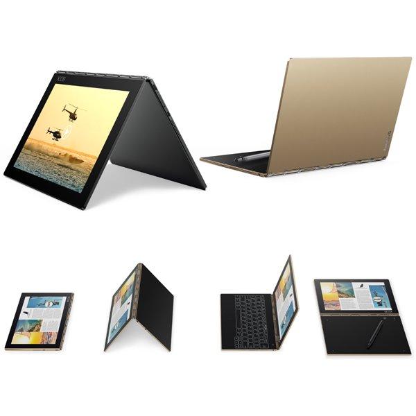 Lenovo Yoga Book 10.1, 4/64GB, Android, Gold