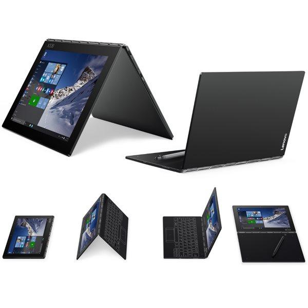 Lenovo Yoga Book 10.1, LTE, 4/64GB, Win10, Black