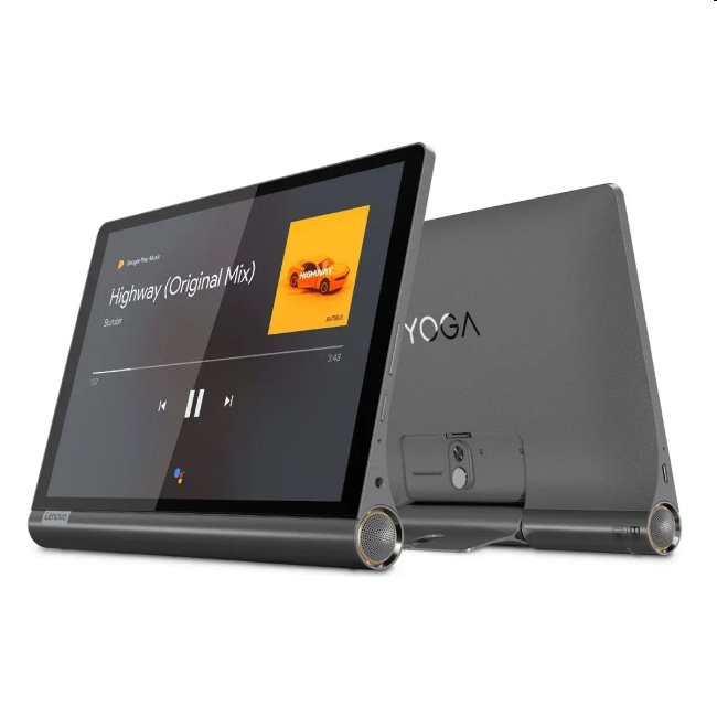 Lenovo Yoga Smart Tab, 4/64GB, iron grey (ZA3V0054CZ) ZA3V0054CZ