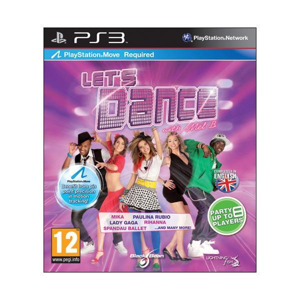 Let's Dance with Mel B [PS3] - BAZÁR (použitý tovar)