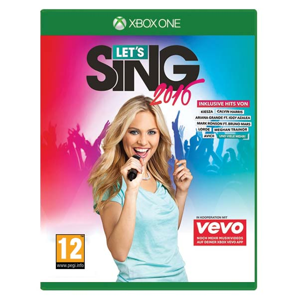 Let's Sing 2016 XBOX ONE