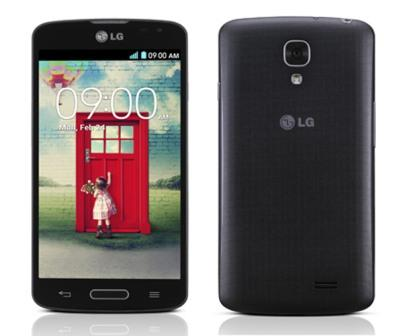 LG F70 - D315, 4GB | Black, Trieda B - použité, záruka 12 mesiacov