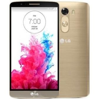 LG G3s - D722, 8GB | Gold, Trieda A - použité, záruka 12 mesiacov