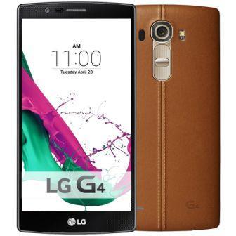 LG G4 - H815, 32GB | Brown Leather - rozbalené balenie