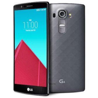 LG G4 - H815, 32GB | Mettalic Gray - rozbalené balenie
