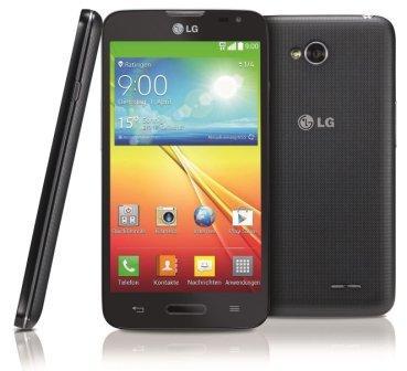 LG L70 - D320n, 4GB   Black, Trieda C - použité, záruka 12 mesiacov