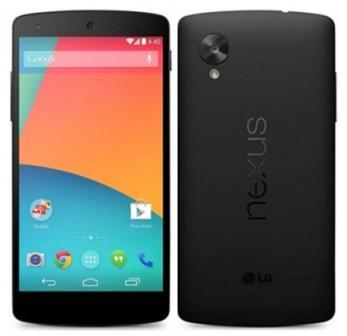 LG Nexus 5 - D821, 16GB   Black, Trieda C - použité, záruka 12 mesiacov