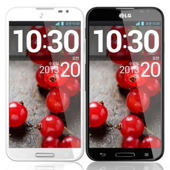 LG Optimus G PRO - E980, 32GB | White, Trieda B - použité, záruka 12 mesiacov