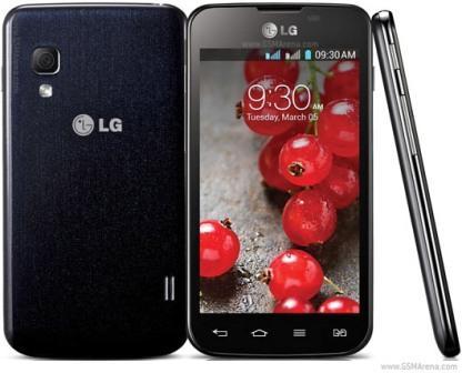 LG Optimus L5 II - E455, Dual SIM | Black, Trieda C - použité, záruka 12 mesiacov