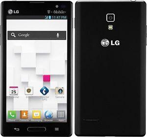 LG Optimus L9 - P769, 4GB | Black, Trieda A - použité, záruka 12 mesiacov