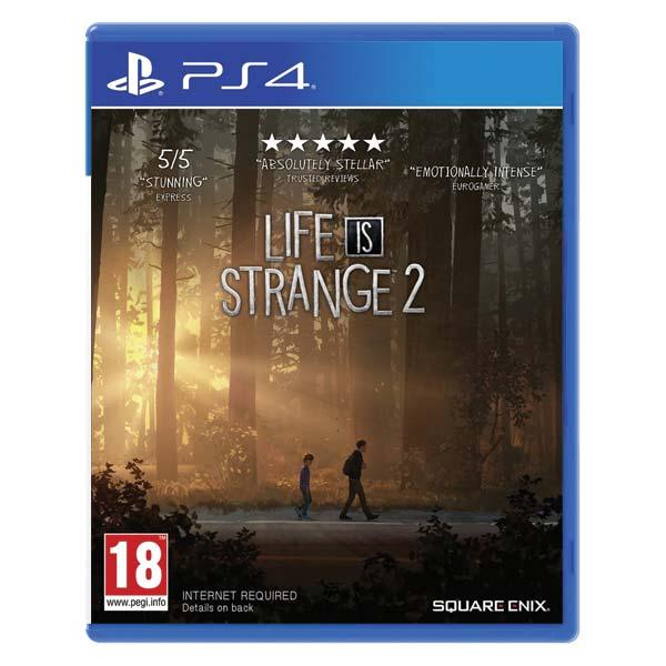 Life is Strange 2 [PS4] - BAZÁR (použitý tovar)