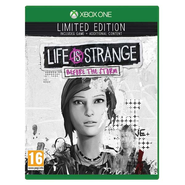 Life is Strange: Before the Storm (Limited Edition) XBOX ONE