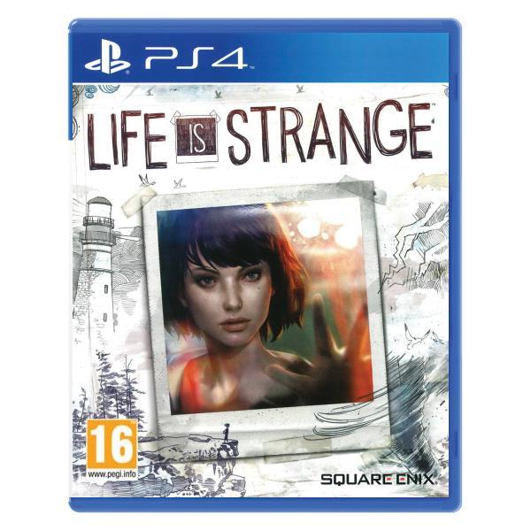 Life is Strange [PS4] - BAZÁR (použitý tovar)