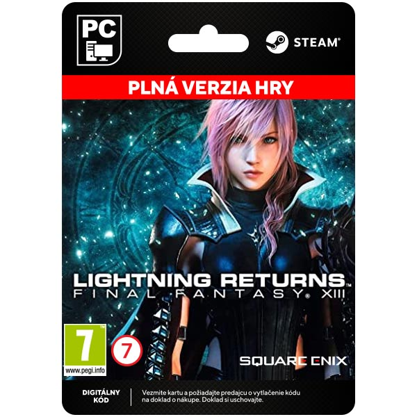 Lightning Returns: Final Fantasy 13 [Steam]