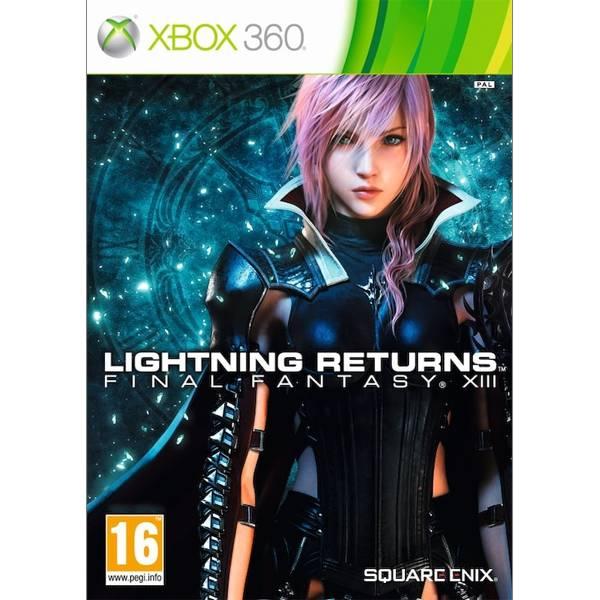 Lightning Returns: Final Fantasy 13 XBOX 360