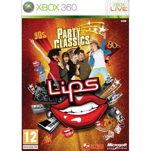 Lips: Party Classics XBOX 360